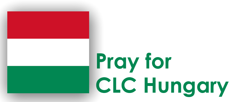 Tuesday (11th) – Pray for CLC Hungary