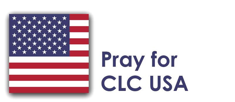 Wednesday (19th) – Pray for CLC USA
