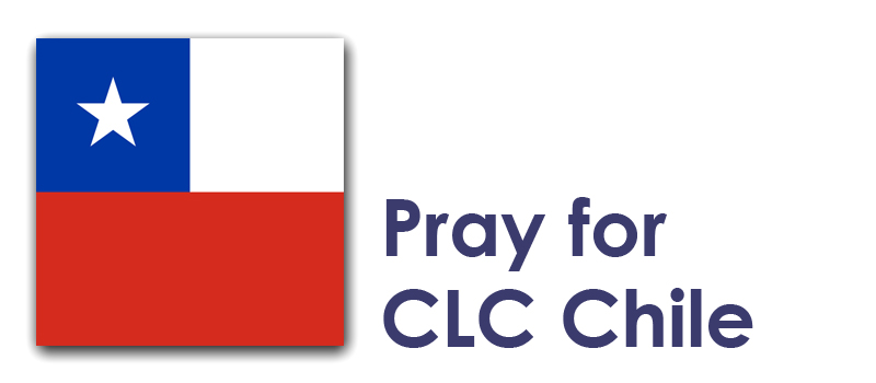 Monday (1st) – Pray for CLC Chile