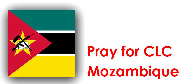Monday (8th) – Pray for CLC Mozambique