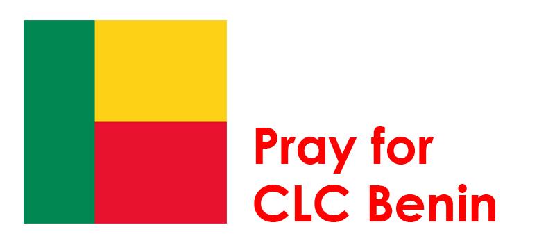 Tuesday (9th) – Pray for CLC Benin