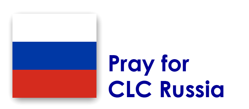 Monday (29th) – Pray for CLC Russia