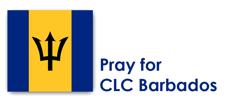 Tuesday Pray for CLC Barbados: