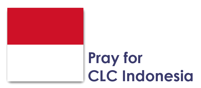 Monday - Pray for CLC Indonesia