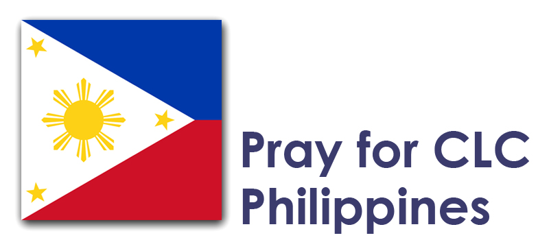 Thursday - Pray for CLC Philippines