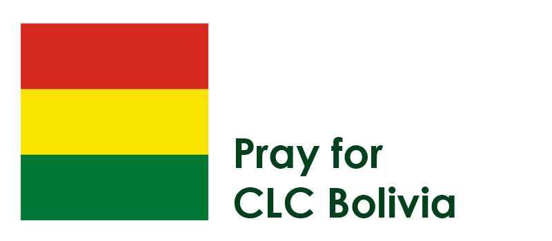Monday, 1st January 2019 – Pray for CLC Bolivia
