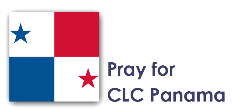 Wednesday (9th) - Pray for CLC Panama: