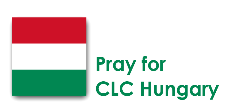 Tuesday 29th - Pray for CLC Hungary: