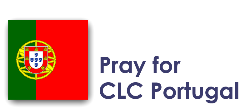 Tuesday 5th - Pray for CLC Portugal: