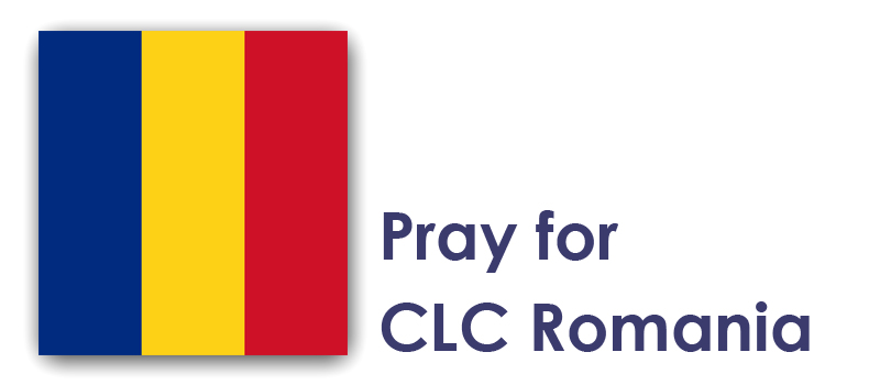 Wednesday 6th - Pray for CLC Romania: