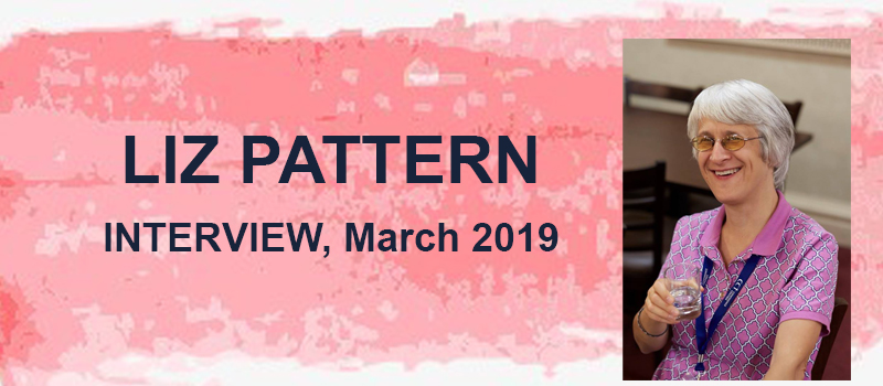 Liz Patten - Interview, March 2019