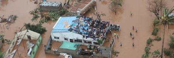 Urgent appeal for cyclone-battered Beira, Mozambique