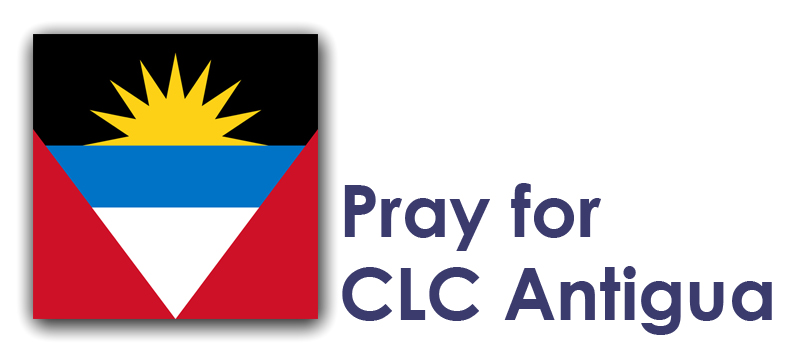 Prayer Focus - week 23, Monday 3rd - Antigua