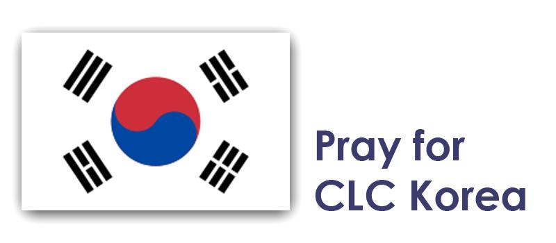 Prayer Focus - week 25, Wednesday - Korea