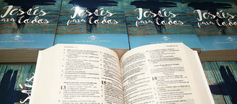 Spanish BIBLE Project Update - Bibles arrived in Spain, Venezuela and Bolivia!