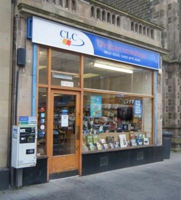 CLC Bookshops Dundee