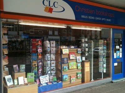 CLC Bookshops Ipswich