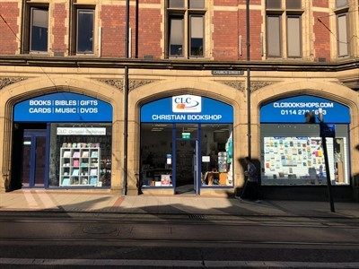 CLC Bookshops Sheffield