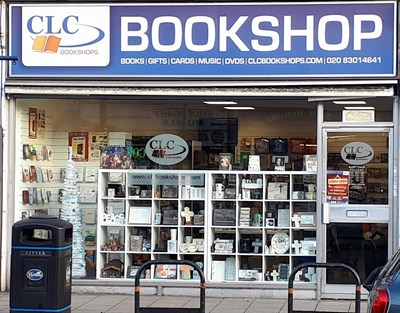 CLC Bookshop Welling