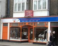 CLC Bookshop Cambridge