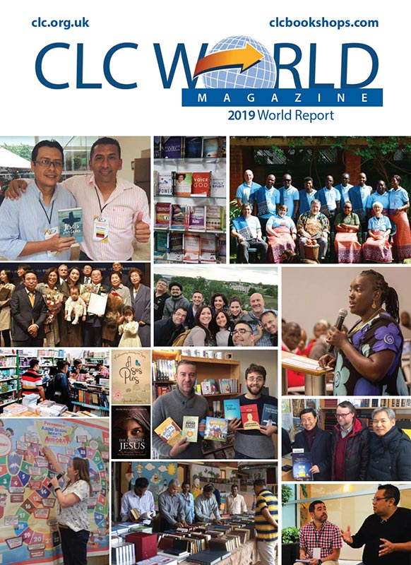 CLC World 2020, Issue 2 magazine cover