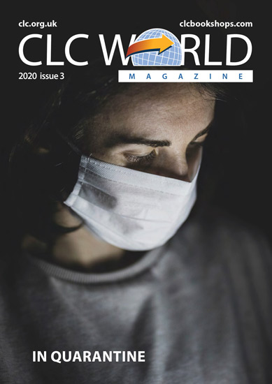 CLC World Magazine Cover for issue 3 / 2020