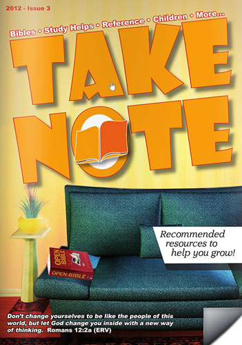 Take Note 2012 - Issue 3