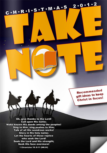 Take Note 2012 - Issue 4